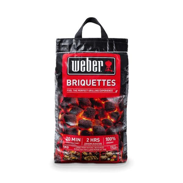 Weber Charcoal Briquettes (5kg)