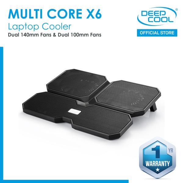 Deepcool Laptop Cooler Multi Core X6