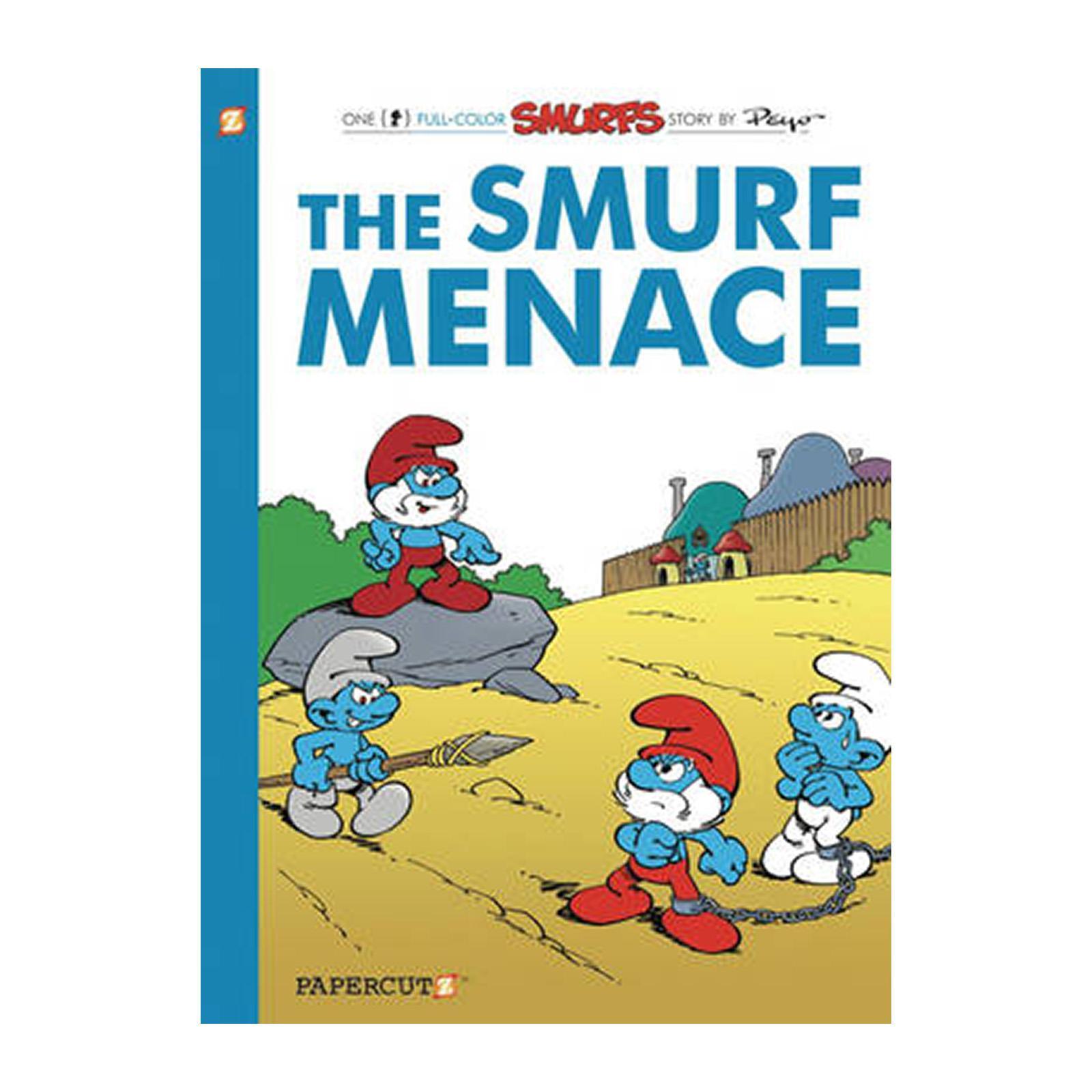 Smurfs Gn Vol 22 Smurf Menace (Paperback)