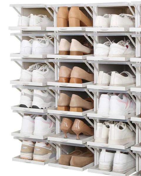 Storage Management Drawer Rack {Pulling Ver] Shoes and Multi Purpose usage  (Large Ver )