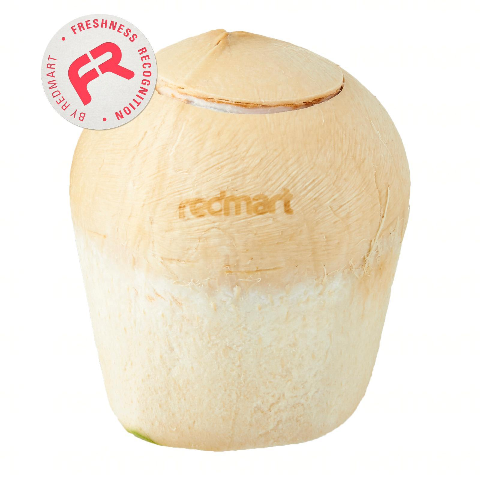 Redmart Thai Pre-Cut Coconut By Redmart.