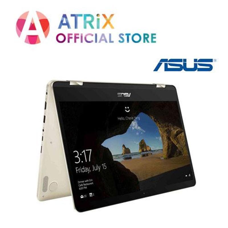 Free Microsoft Office 2016  Asus ZenBook Flip UX461FN-E1029T  14FHD  i7-8565U  8G Ram  512G SSD
