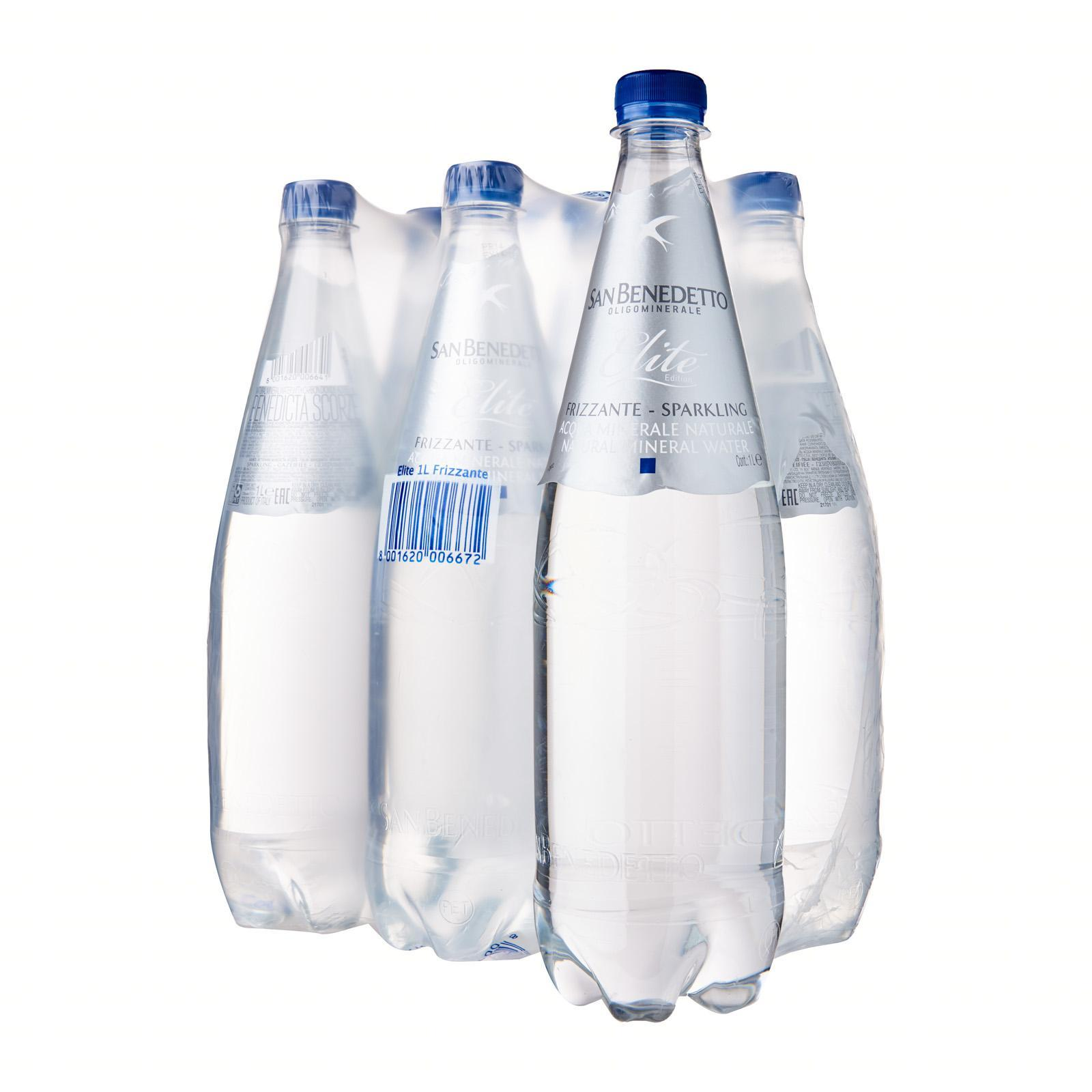 San Benedetto Sparkling Water - Case