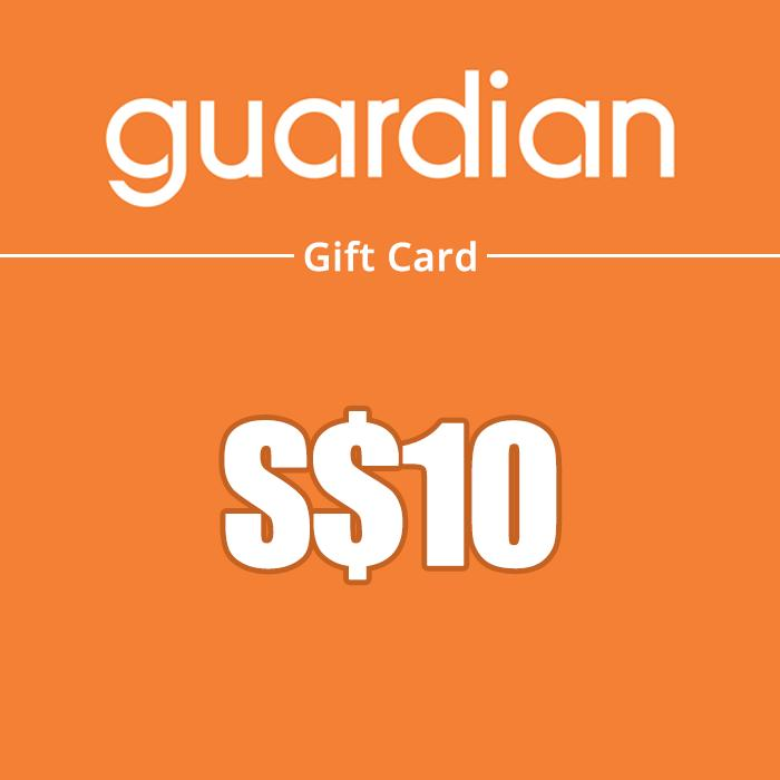 Guardian Gift Card Sgd 10 By Mooments - Digital Gift Cards.