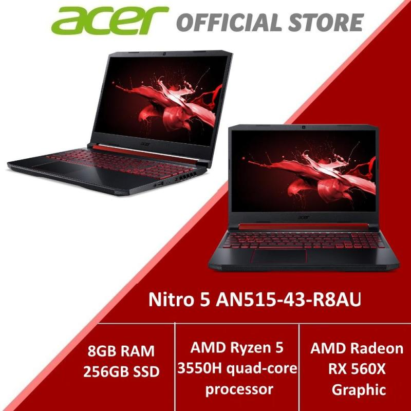 Acer Nitro 5 AN515-43-R8AU NEW Gaming laptop with AMD Ryzen 5 processor and RX 560X Graphics