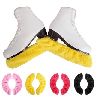 1 Đôi Bọc Giày Trượt Ván Hình Phi Giới Tính Bọc Giày Chống Bụi Bằng Nhung Co Giãn thumbnail