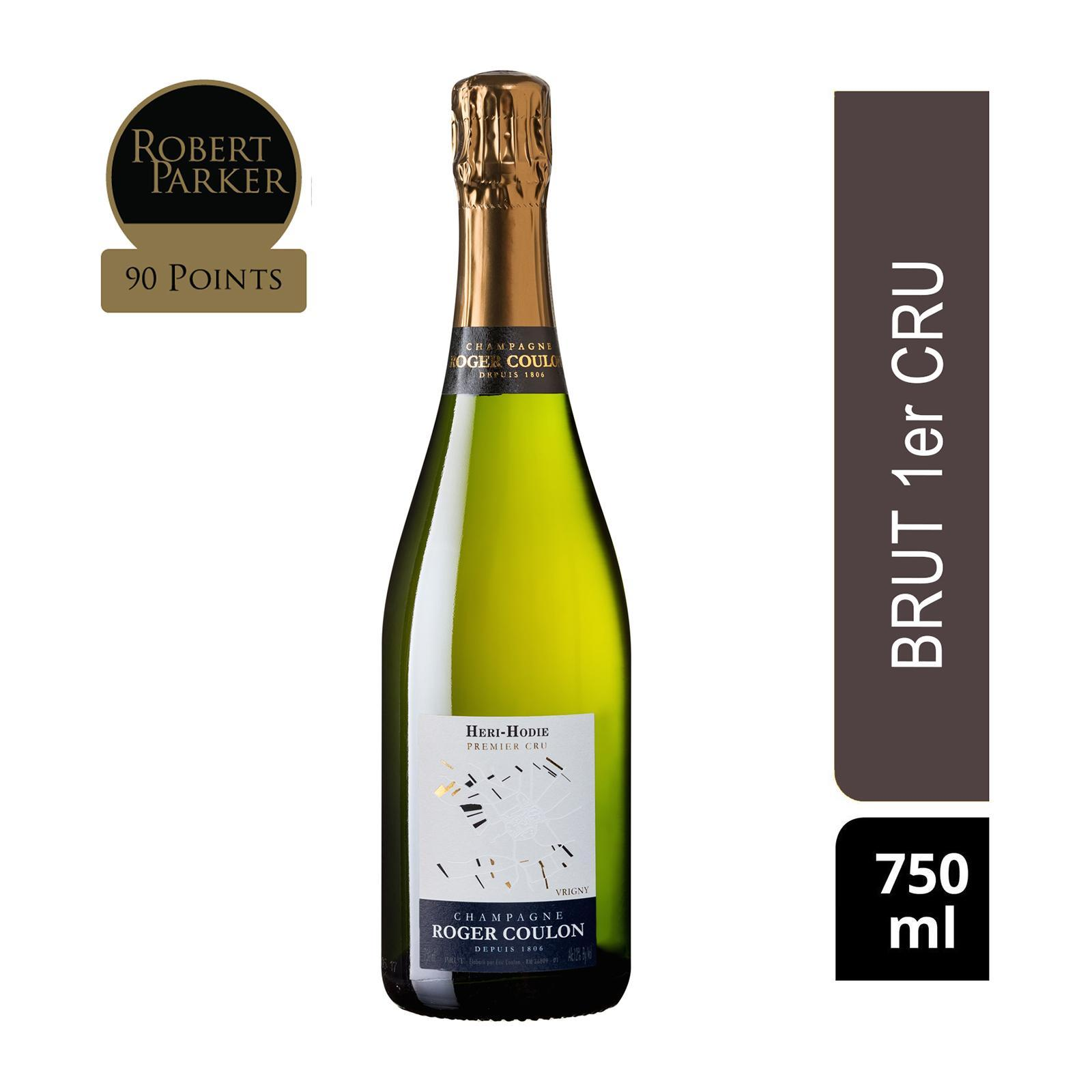 Roger Coulon Champagne Brut Roger Coulon - Cuvee Heri-Hodie 1Er Cru
