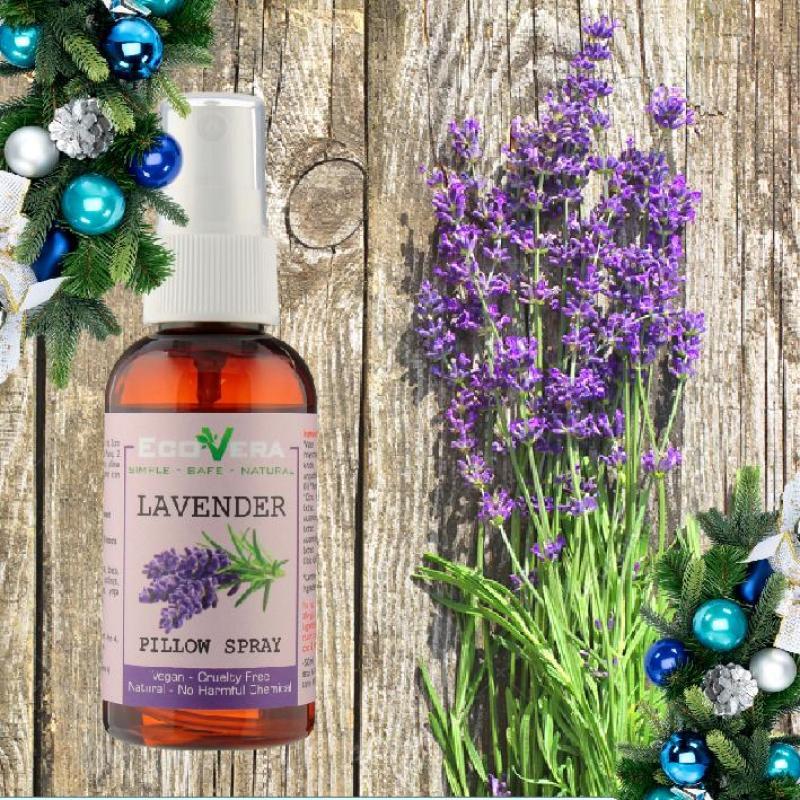 Buy Ecovera - Pillow Spray - Lavender - Aromatherapy Singapore