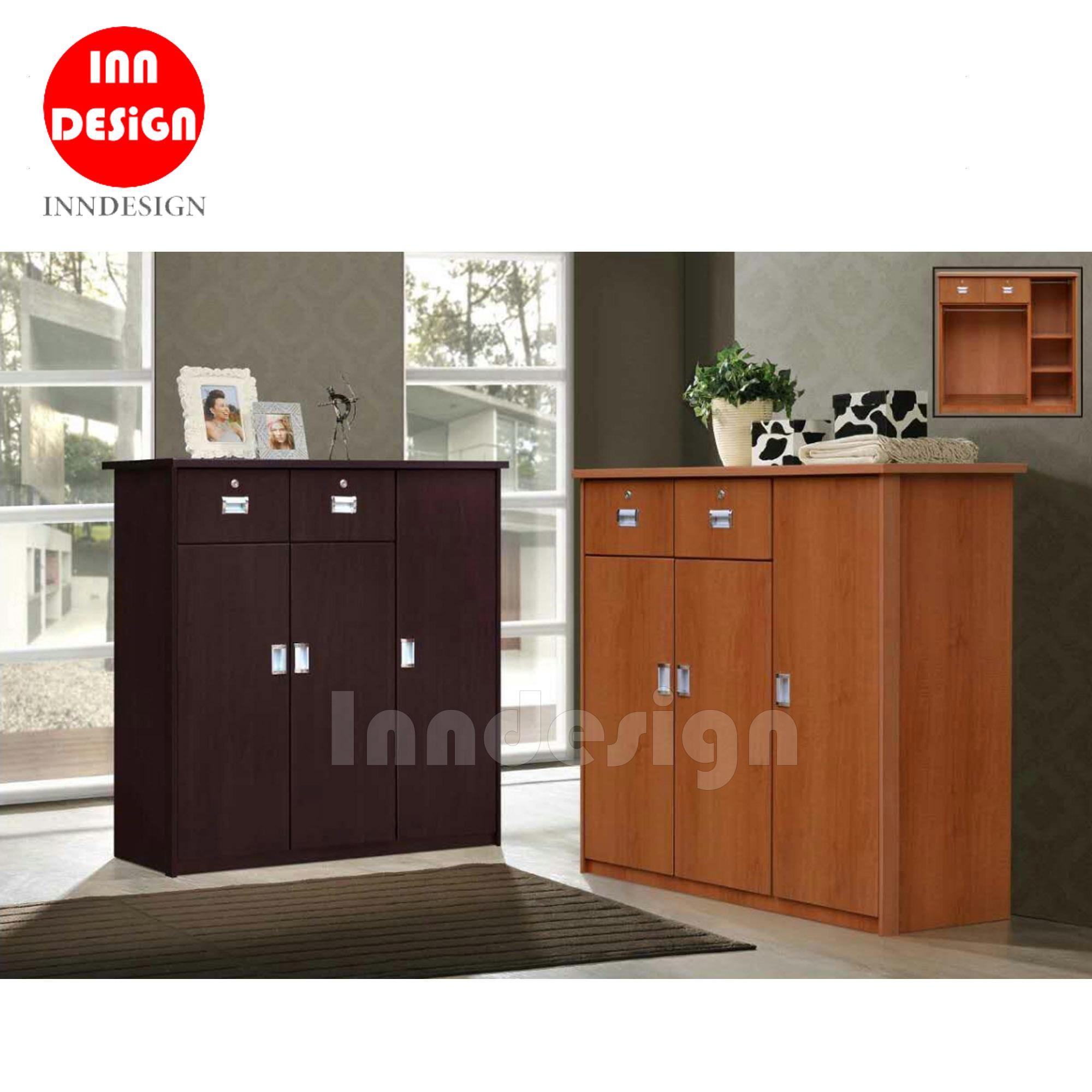 Chest of Drawer / Baby Locker with Drawer and Hanging Rod
