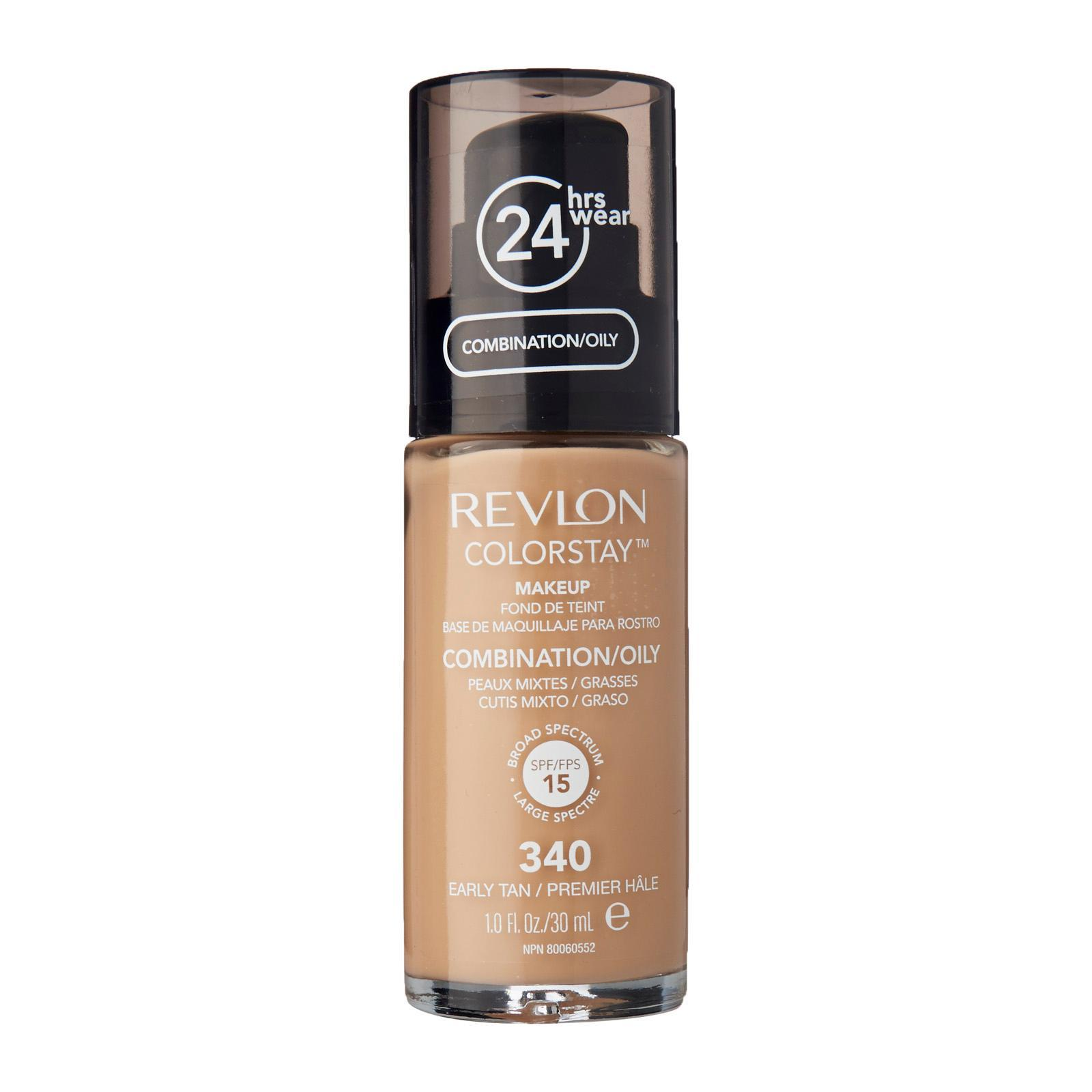 Revlon ColorStay Makeup for Combination/Oily Skin 340 Early Tan