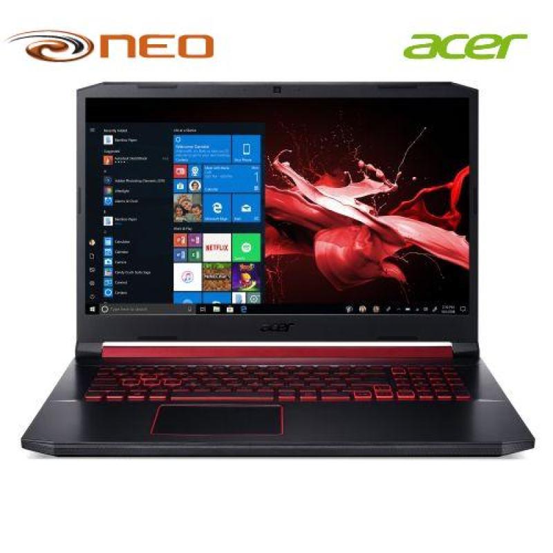 Acer Nitro 5 AN517-51-723Y 15.6 9th Gen i7-9750H/ NVIDIA® GeForce® GTX 1650/ 8GB DDR4 RAM, 256GB SSD + 1TB HDD