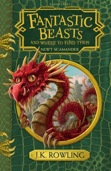 Harry Potter: Fantastic Beasts and Where to Find Them / English Young Adult Books / (9781408896945)