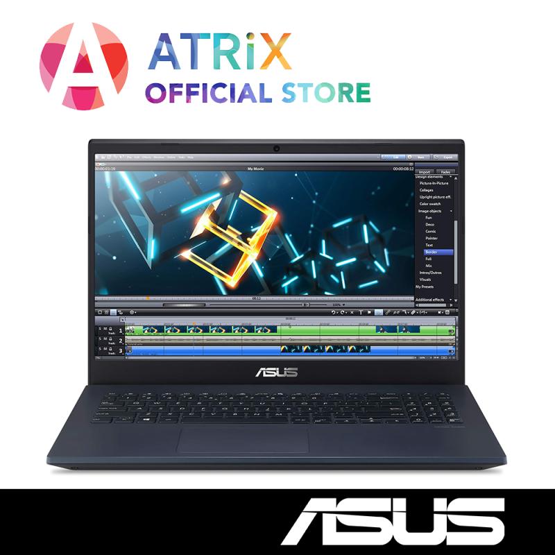 【Same Day Delivery】ASUS Vivobook Gaming F571LH-AL282T | 15.6 FHD 120hz | i7-10750H | 16GB RAM | 512GB SSD | GTX1650-4GB DDR6 | 2Y Warranty