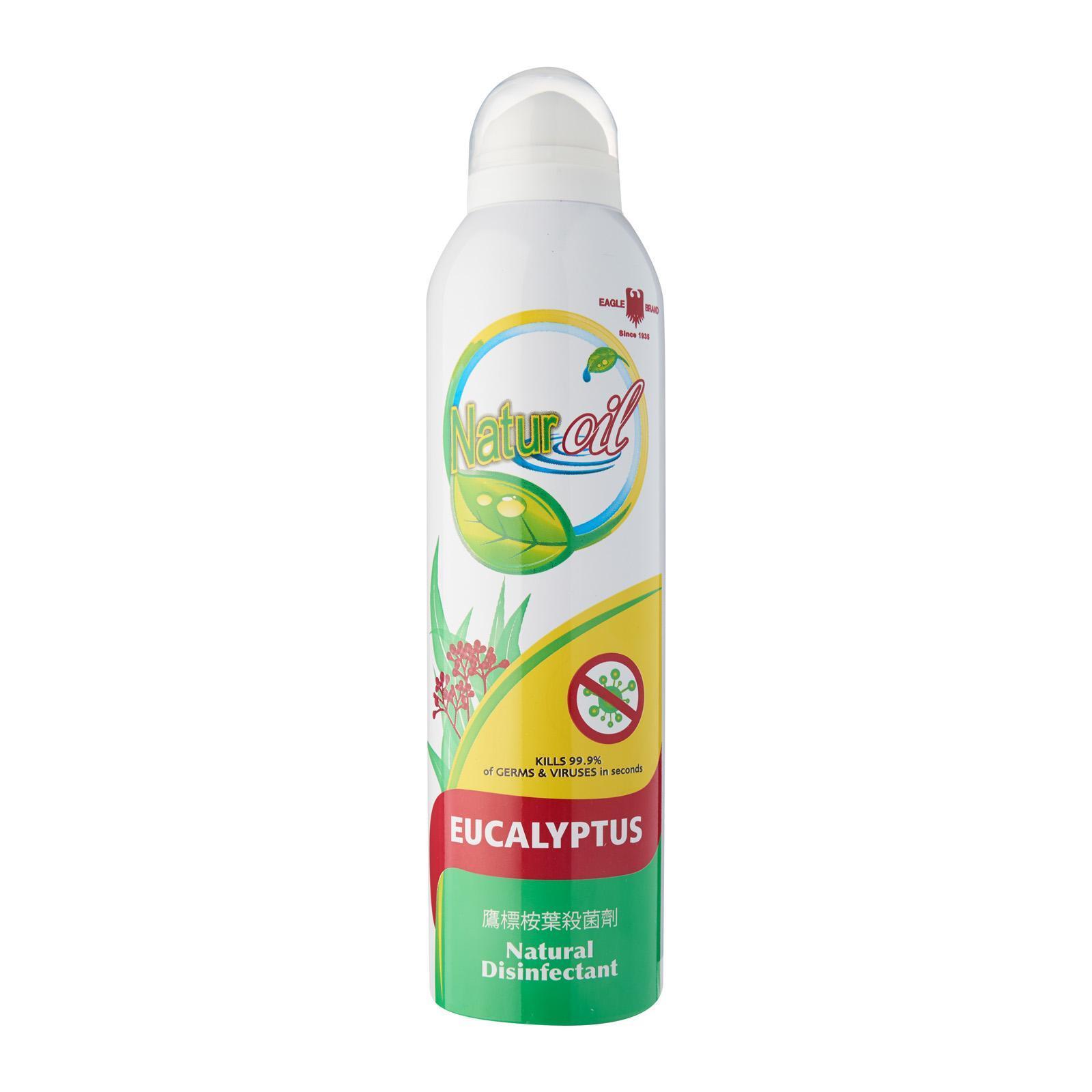 Eagle Brand Eucalyptus Spray 280ml By Redmart.
