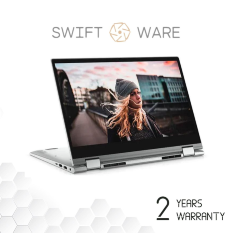 """New Inspiron 14 5000 2-in-1 Laptop (5406) (i7-1165G7/16GB/512GB/14""""/FHD/1920x1080) Touch Display"""