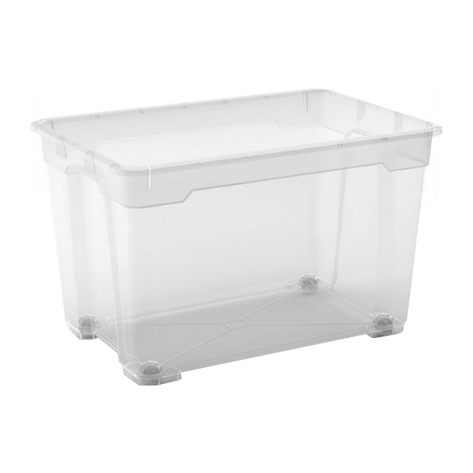 KIS Clear Storage R Box XL With Lid