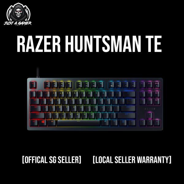 Razer Huntsman Tournament Edition  (Linear Optical Switch) Singapore