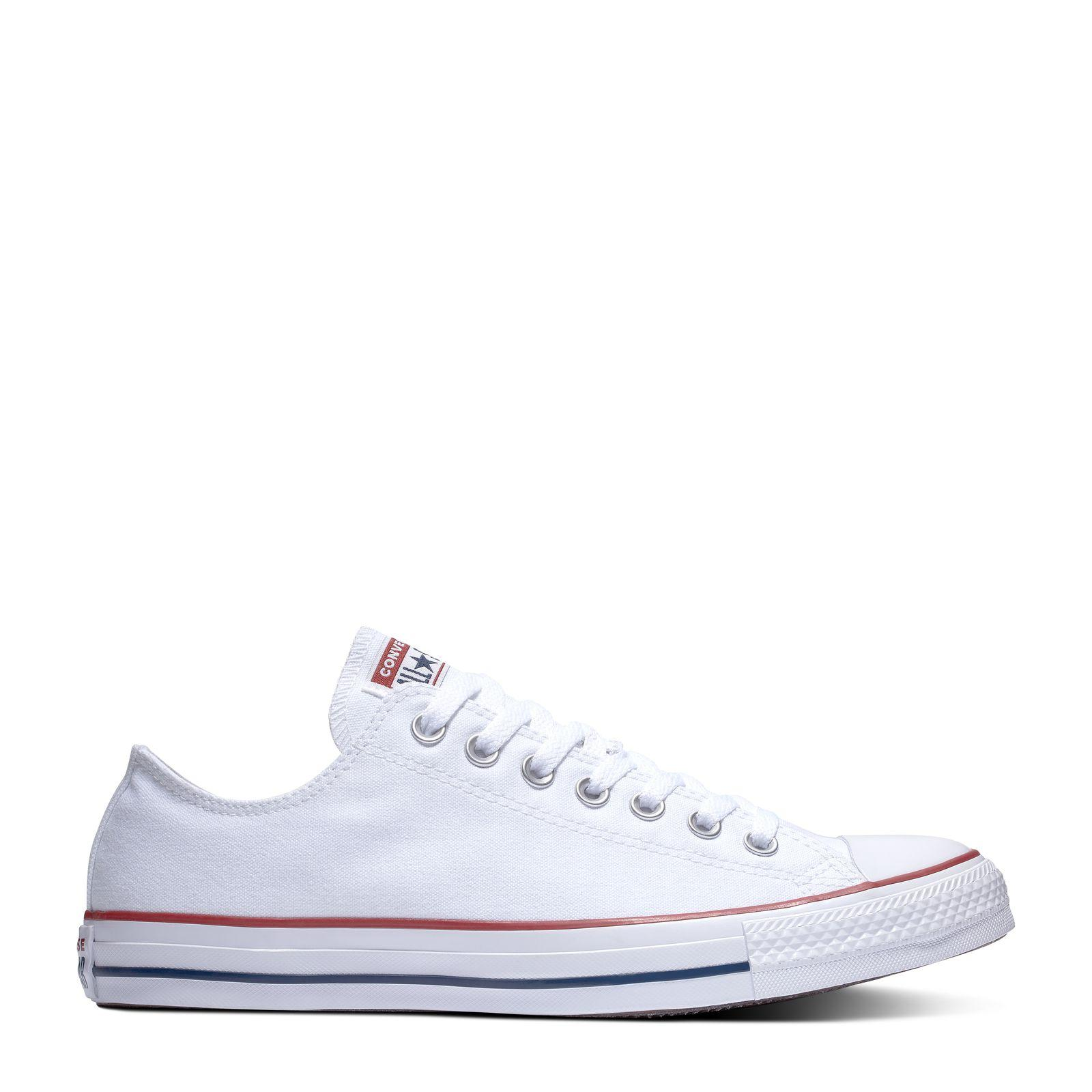 5f0dc0c329ec2 CONVERSE CHUCK TAYLOR ALL STAR - OX - OPTICAL WHITE M7652C