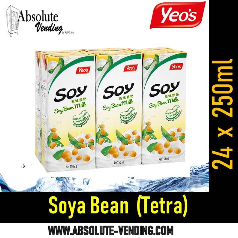 Yeos Soya Bean (tetra) By Absolutevending-Drinkrus.