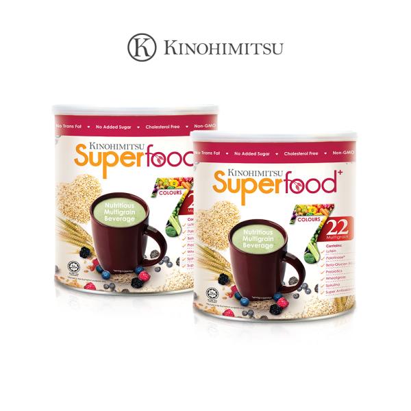 Buy Kinohimitsu Superfood+ Tin 500g Twin pack Singapore