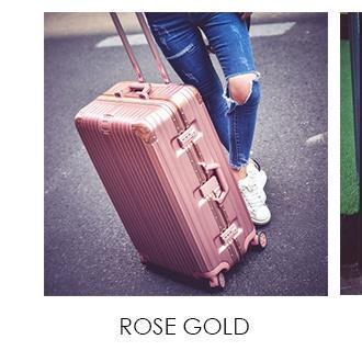Jiji New Deluxe Aluminium Luggage With Tsa Lock - Travel / Security / Airport (sg) By Jiji.