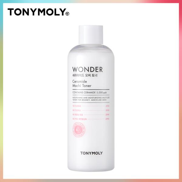 Buy [TONYMOLY] WONDER CERAMIDE MOCCHI TONER Singapore