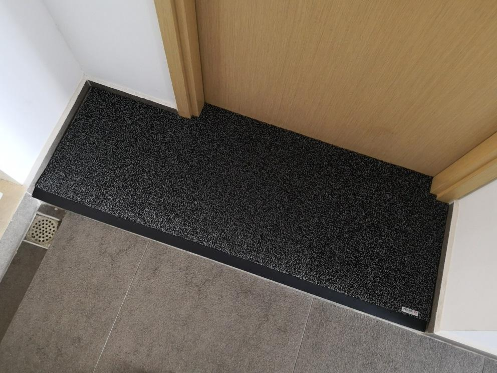 PASSOREX Condo/EC/Entrance Classic Floor Mat  L140cm x W60cm  (Include On-site Trimming Service)