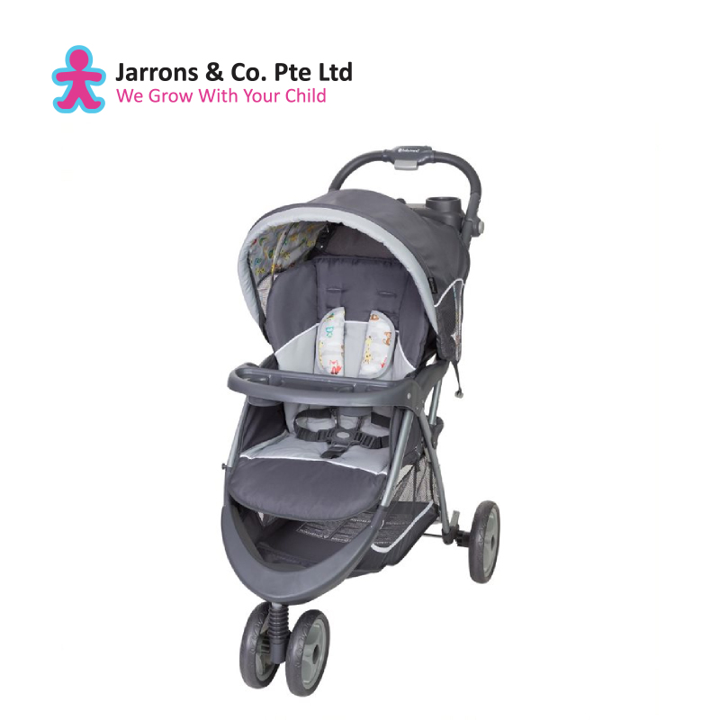 [Jarrons & Co] Baby Trend EZ Ride5 Stroller - Tanzania Singapore