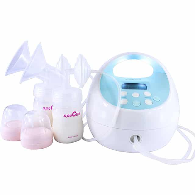 Spectra S1+ Hospital Grade Double Electric Breast Pump (local Warranty) By First Few Years.