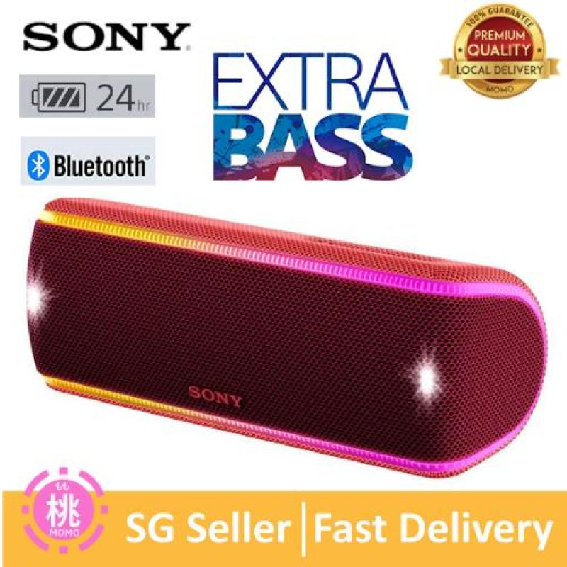 Sony BlueTooth Speaker SRS-XB31 Portable Wireless Waterproof Speaker with Extra Bass Singapore
