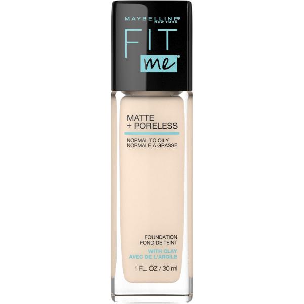 Buy Maybelline Fit Me Matte + Poreless Foundation Singapore