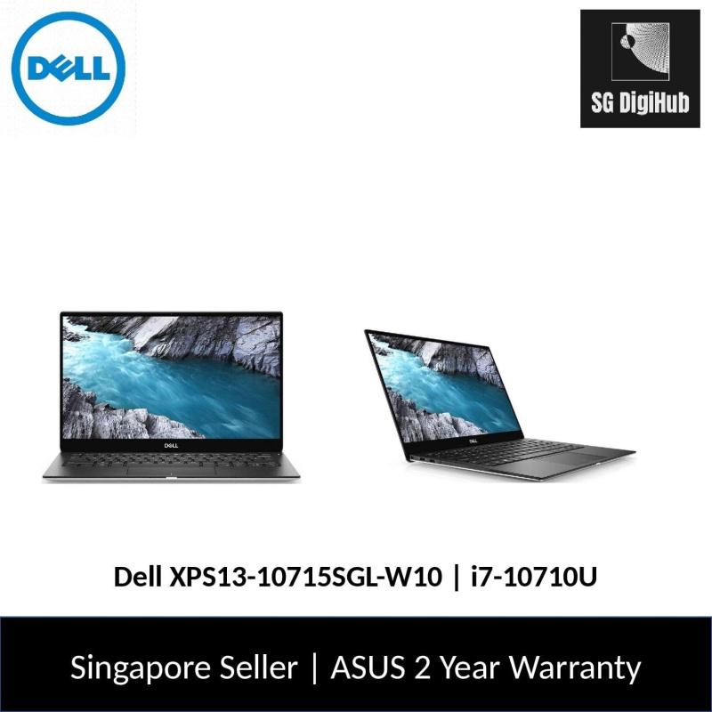 Dell XPS13-10715SGL-W10 | i7-10710U | 16GB RAM | 512GB SSD | Intel UHD 620 | 2Y Warranty
