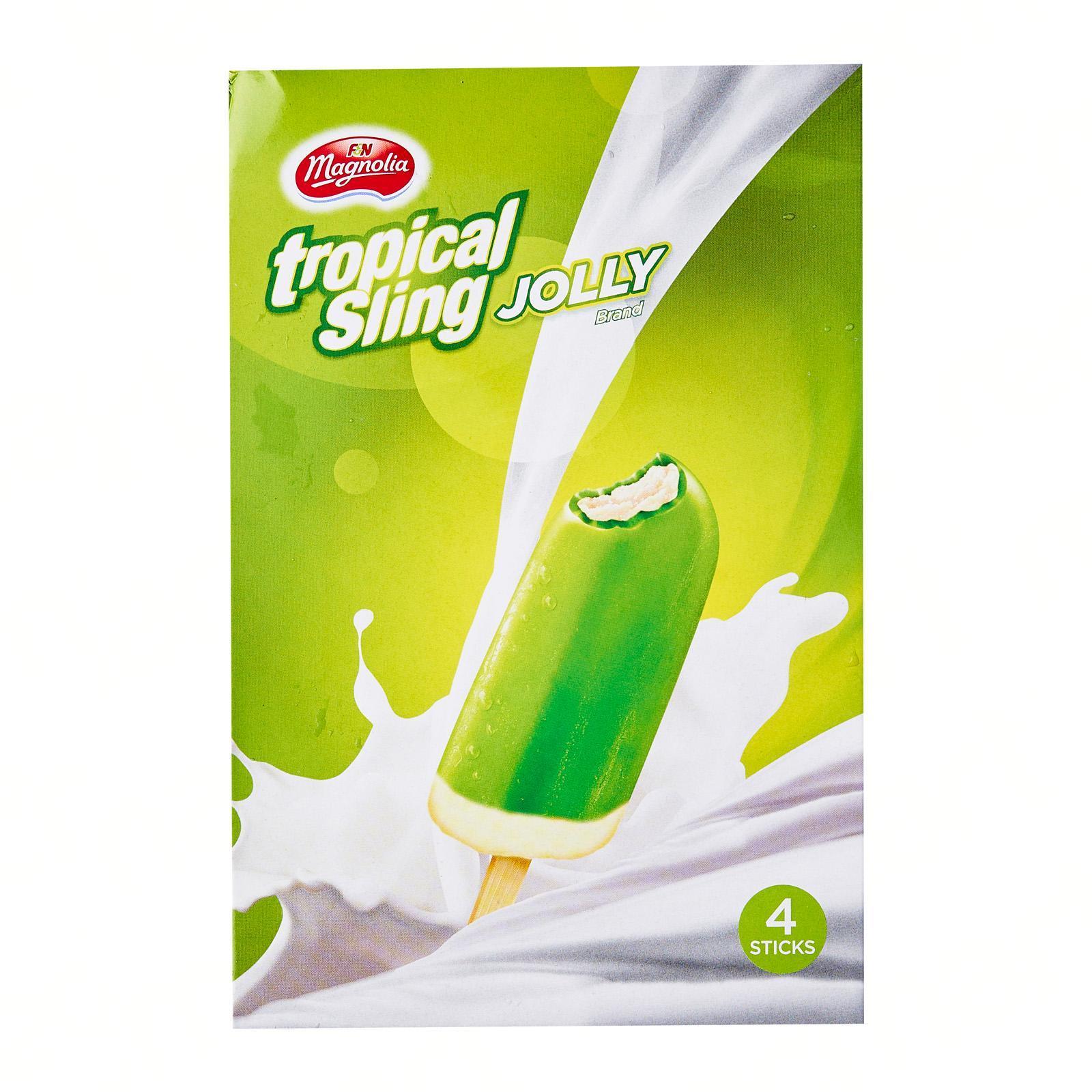 Magnolia Tropical Sling Jolly Ice Cream