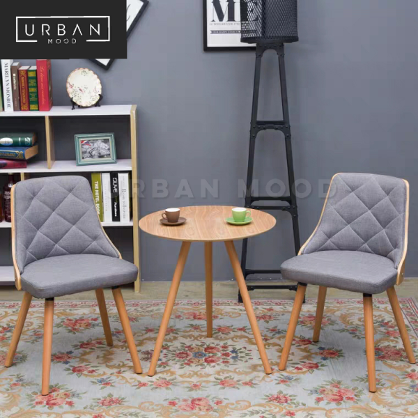 [Pre-Order] MODE Classic Quilted Dining Chair