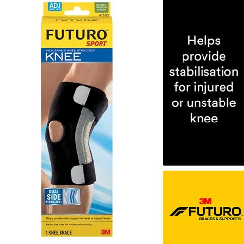 44c0708d36 3M Official Store 3M™ Futuro™ Sport Adjustable Knee Stabilizer
