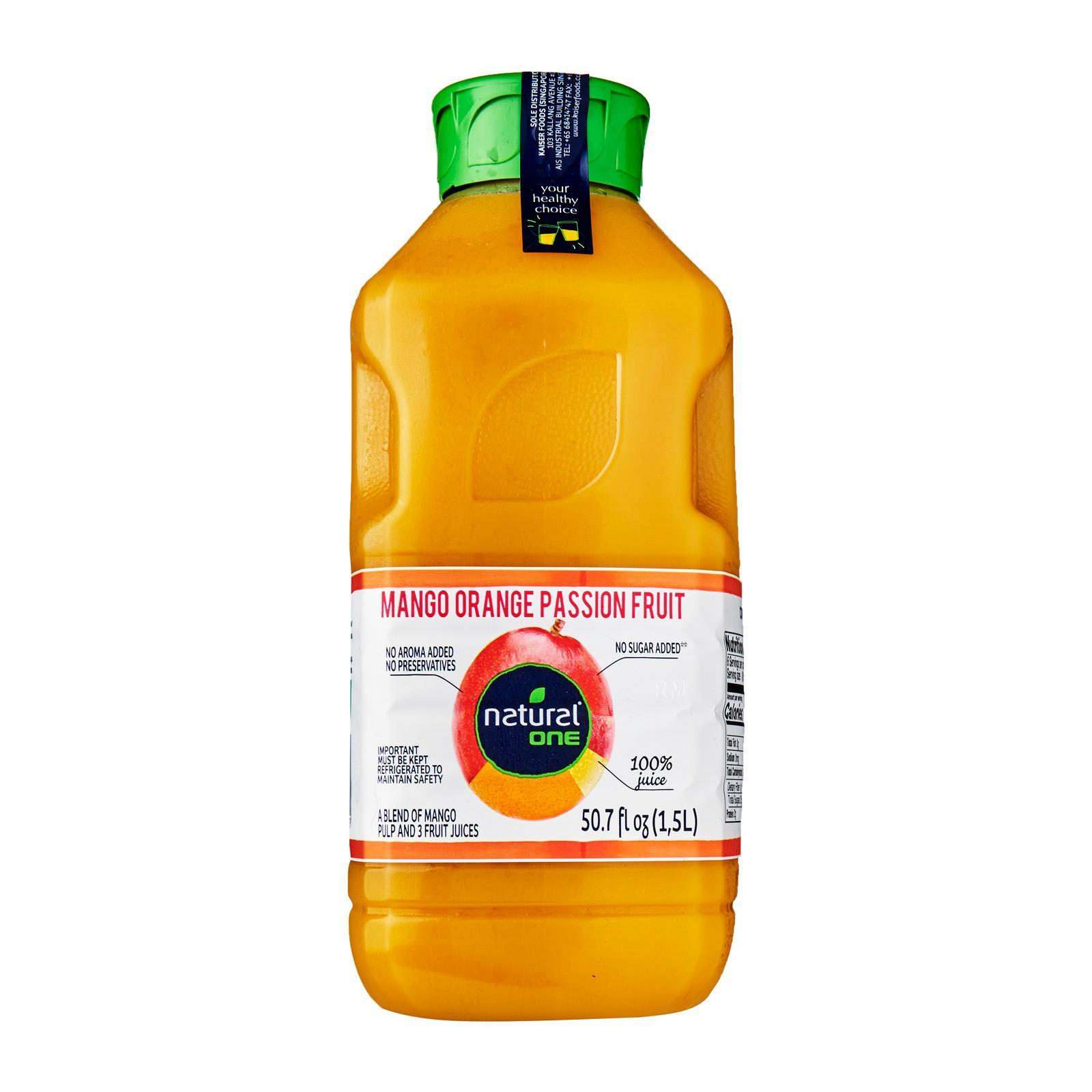 Natural One Mango Orange Passionfruit Juice