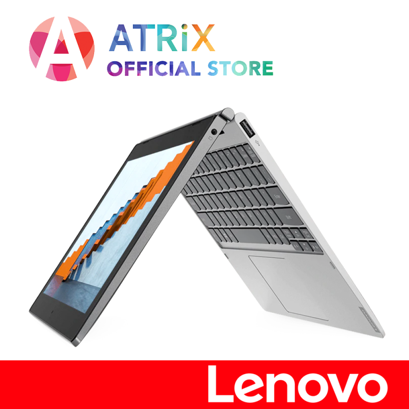 HBL/Ready stock  IdeaPad D330 (10) (81H300J6SB) 2-1 Touch | 10.1 IPS touch | Celeron N4000| 4GB RAM | 64GB eMMC | Win10 Pro | Ready stock, Ship out today!