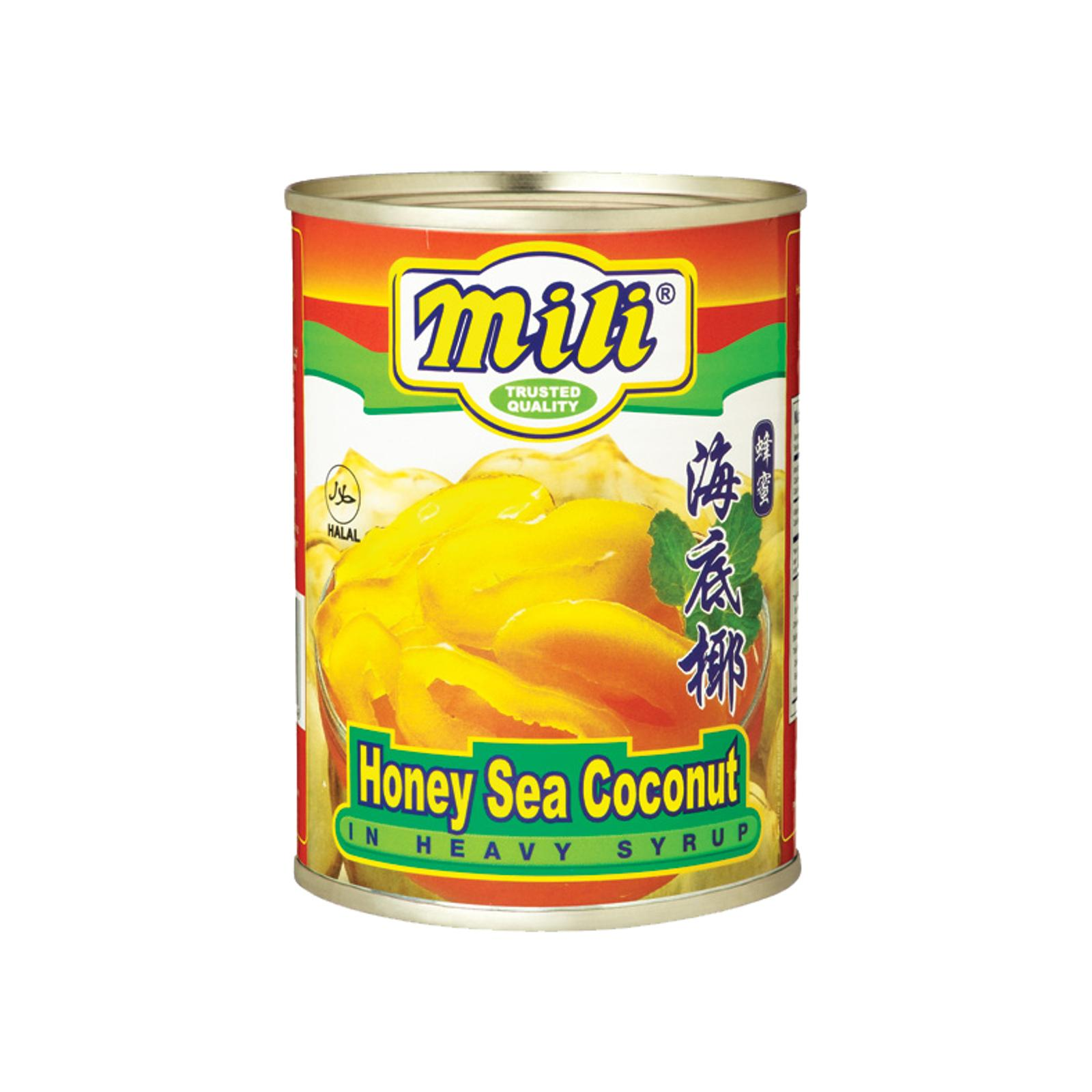 Mili Honey Sea Coconut - 565g X 2 (charges Includes Shipping Fee) By Best Buy Mini Mart.
