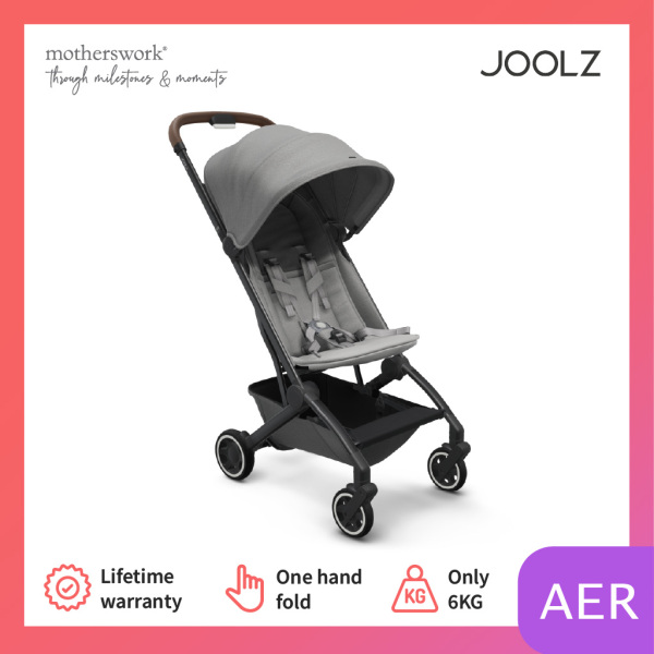 Joolz Aer Lightweight Travel Stroller Singapore