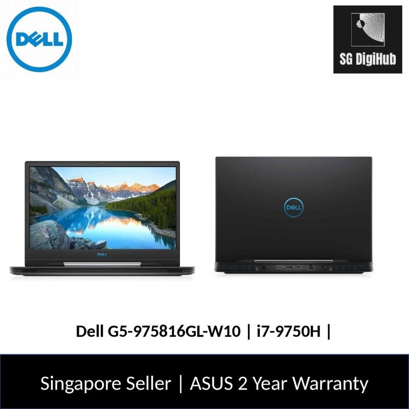 Dell G5-975816GL-W10 | i7-9750H | 8GB RAM | 128GB SSD+1TB HDD | NVIDIA RTX2060 | 2Y Warranty