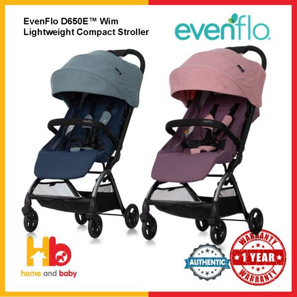 EvenFlo D650E™ Wim Lightweight Compact Stroller Singapore