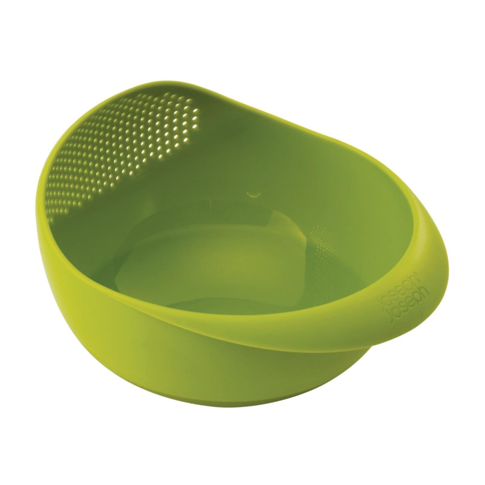 Joseph Joseph Prep And Serve Multi-Function Bowl With Colander - Green