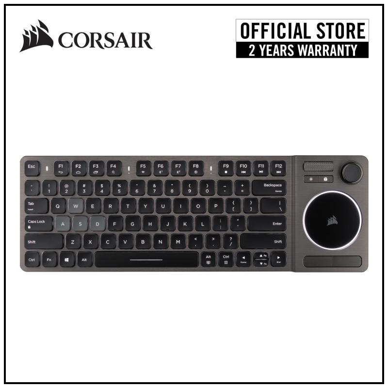 CORSAIR K83 Wireless Entertainment Keyboard Singapore