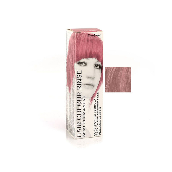 Buy Stargazer Semi Permanent Hair Colour - Rose Pink Singapore