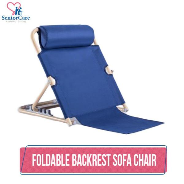 Space Saving Foldable Backrest Seat Chair Sofa
