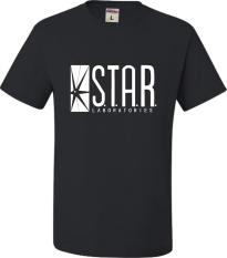 100 Cotton Fashion Mens T Shirt Star Labs T Shirt Black Intl On China