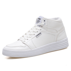 422b7788753 12 leather autumn boys  grade school at kids Foot Locker boy shoes (White)