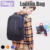 Sale 15 Inch Waterproof Laptop Backpack Blue Zip Oem On Singapore