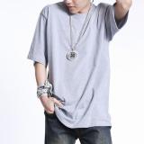Men And Women Original New Hip Hop Light Board Tide Hip Hop T Shirt Shirt Light Gray T Oem Discount