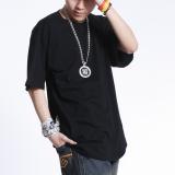 Cheapest Men And Women Original New Hip Hop Light Board Tide Hip Hop T Shirt Shirt Light T Black Online